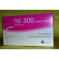 AB 300 LAVANDA VAGINALE 5 FLACONI - 100 ML