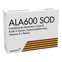 ALA600 SOD 20 COMPRESSE 1020 MG