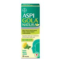 ASPI GOLA NATURA SPRAY M/L20ML