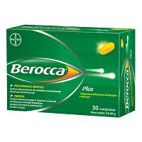 BEROCCA PLUS 30 COMPRESSE 33,99 GR