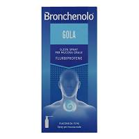 BRONCHENOLO GOLA OS SPRAY 15 ML