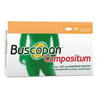 BUSCOPAN COMPOSITUM*20CPRESSE RIVESTITE