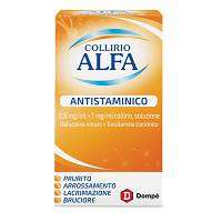 COLLIRIO ALFA ANTISTAMINICO 10ML