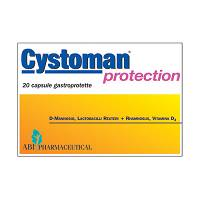 CYSTOMAN PROTECTION 20 CAPSULE