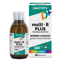 DAILYVIT+ MULTI B PLUS 125ML