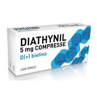 DIATHYNIL 30 COMPRESSE 5 MG