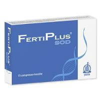 FERTIPLUS SOD 15COMPRESSE RIVESTITE
