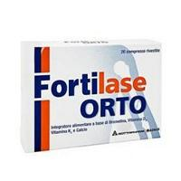 FORTILASE ORTO 20COMPRESSE