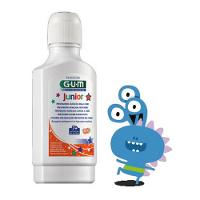 GUM JUNIOR MONSTER COLLUT300ML
