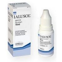 IALUSOL COLLIRIO 15 ML