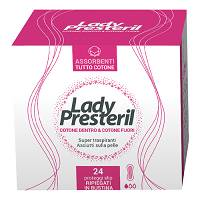 LADY PRESTERIL POCKET PROTEGGI SLIP
