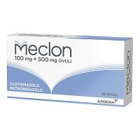MECLON 10 OVULI VAGINALI 100+500MG