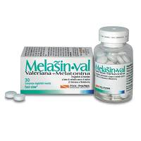 MELASIN VAL 1MG 30COMPRESSE 220MG
