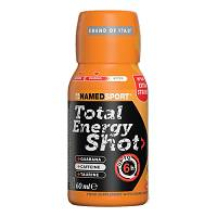 NAMED TOTAL ENERGY SHOT ORANGE 60 ML