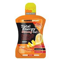 NAMED TOTAL ENERGY STRONG GEL LIMONE 40 ML