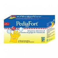 PEDIAFORT 500 INTEGRATORE 10 FLACONI 10 ML
