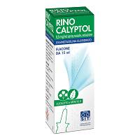 RINOCALYPTOL SPRAY NASALE 15 ML