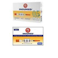 SIRINGA PIC INSULMED 0,5 ML 29G 12,7 MM