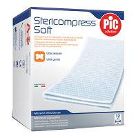 STERICOMPRESS GARZA SOFT 36X40 12 PEZZI