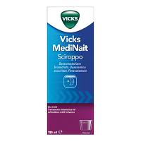 VICKS MEDINAIT SCIROPPO 180 ML