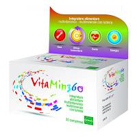 VITAMIN 360 MULTIVITAMINICO & MULTIMINERALE