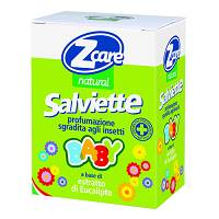 ZCARE NATURAL BABY SALVIETTE 10 PZ