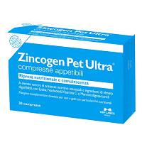 ZINCOGEN PET ULTRA 30COMPRESSE